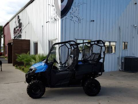 2016 Honda Pioneer 700 for sale at Barrett Bikes LLC in San Juan TX