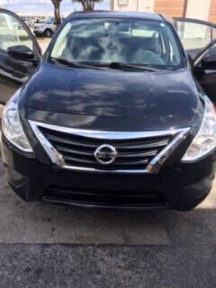 2016 Nissan Versa for sale at Auto Credit & Finance Corp. in Miami FL