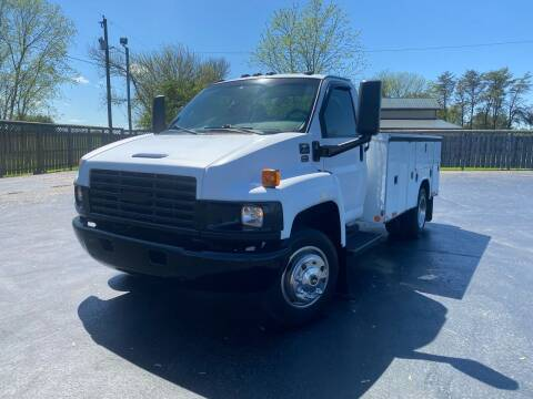 2003 Chevrolet C4500 for sale at CarSmart Auto Group in Orleans IN