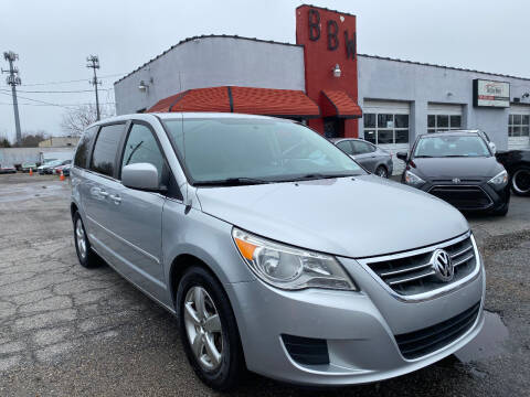 2010 Volkswagen Routan for sale at Best Buy Wheels in Virginia Beach VA