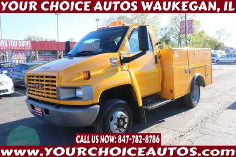 2003 GMC C4500 for sale at Your Choice Autos - Waukegan in Waukegan IL