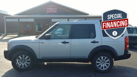 2005 Land Rover LR3 for sale at Cannon Falls Auto Sales in Cannon Falls MN