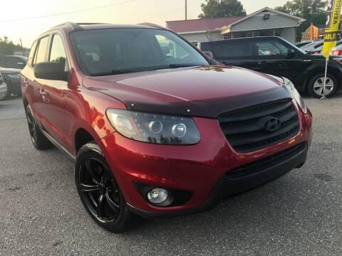 2012 Hyundai Santa Fe for sale at RPM AUTO LAND in Anniston AL