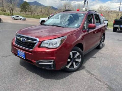 2017 Subaru Forester for sale at Lakeside Auto Brokers Inc. in Colorado Springs CO