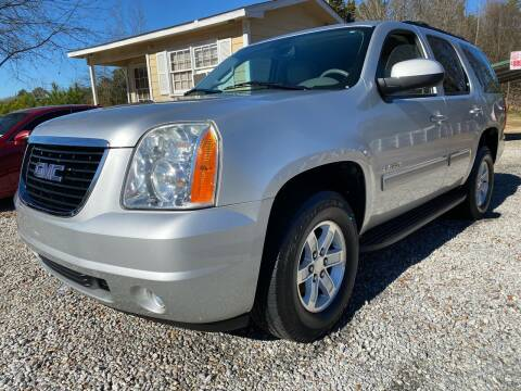 2011 GMC Yukon for sale at Marks and Son Used Cars in Athens GA