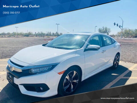 2016 Honda Civic for sale at Maricopa Auto Outlet in Maricopa AZ