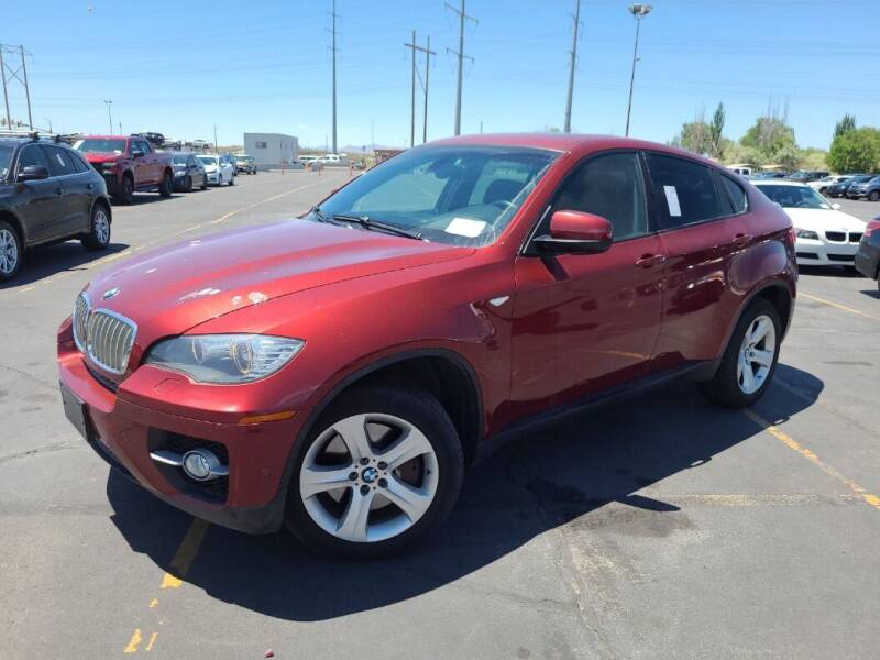 2012 BMW X6 for sale at A.I. Monroe Auto Sales in Bountiful UT