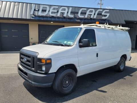 2010 Ford E-Series Cargo for sale at I-Deal Cars in Harrisburg PA