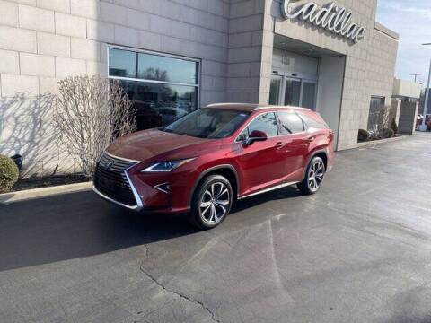 2018 Lexus RX 350L for sale at Cappellino Cadillac in Williamsville NY