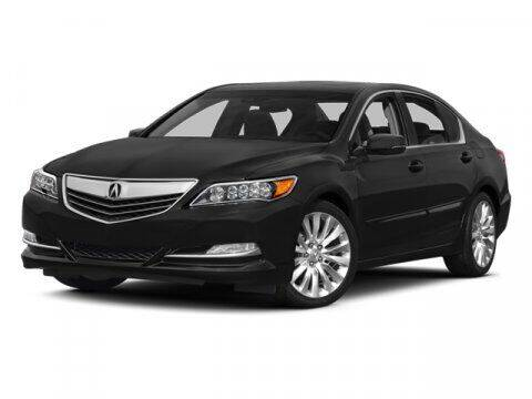 2014 Acura RLX for sale at TRAVERS GMT AUTO SALES - Traver GMT Auto Sales West in O Fallon MO