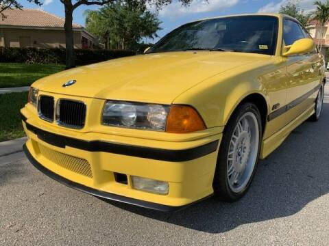 1995 BMW M3 for sale at FALCON MOTOR GROUP in Orlando FL