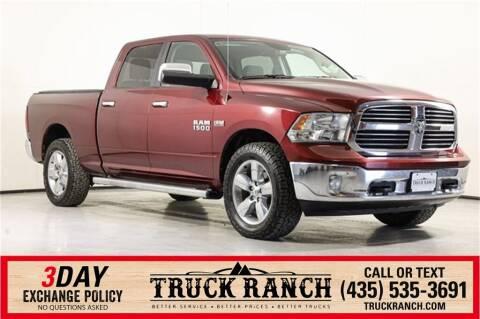 2017 RAM Ram Pickup 1500 for sale at Truck Ranch in Logan UT