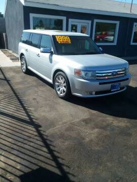 2009 Ford Flex for sale at Car Spot in Las Vegas NV