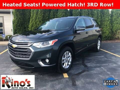 2019 Chevrolet Traverse for sale at Rino's Auto Sales in Celina OH