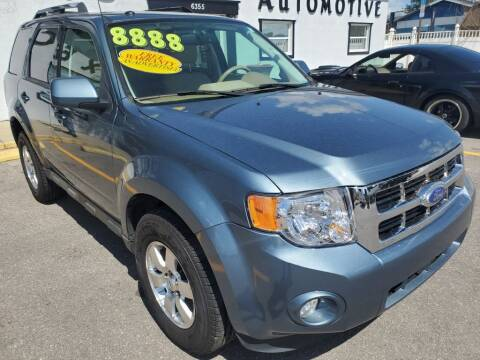 2011 Ford Escape for sale at Executive Automotive Service of Ocala in Ocala FL