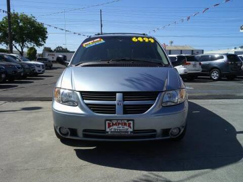 2005 Dodge Grand Caravan for sale at Empire Auto Sales in Modesto CA