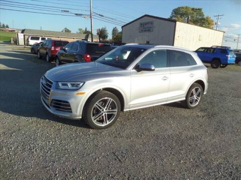 2018 Audi SQ5 for sale at Terrys Auto Sales in Somerset PA
