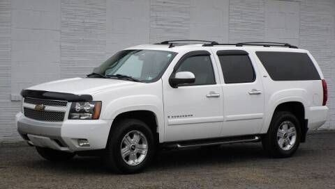 2008 Chevrolet Suburban for sale at Kohmann Motors & Mowers in Minerva OH