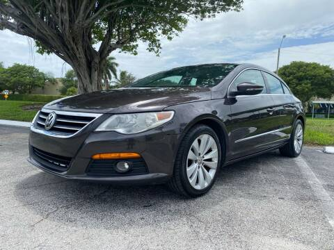2010 Volkswagen CC for sale at GERMANY TECH in Boca Raton FL