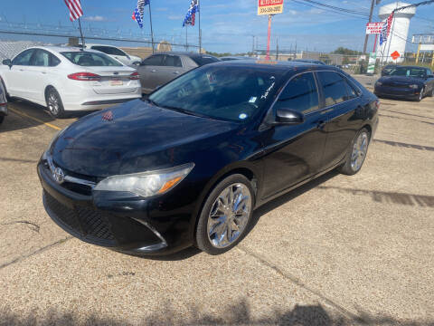 2017 Toyota Camry for sale at 2nd Chance Auto Sales in Montgomery AL