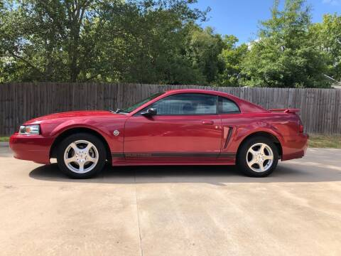 2004 Ford Mustang for sale at H3 Auto Group in Huntsville TX