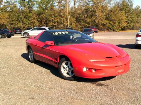 1998 Pontiac Firebird for sale at Let's Go Auto Of Columbia in West Columbia SC