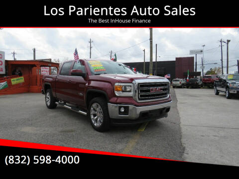 2015 GMC Sierra 1500 for sale at Los Parientes Auto Sales in Houston TX