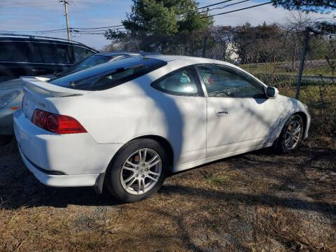 2006 Acura RSX for sale at M & M Auto Brokers in Chantilly VA