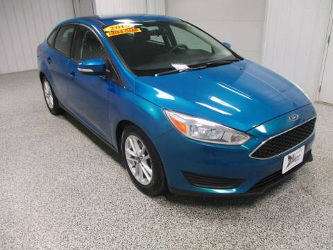 2015 Ford Focus for sale at LaFleur Auto Sales in North Sioux City SD