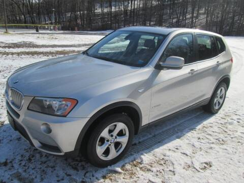 2011 BMW X3 for sale at Peekskill Auto Sales Inc in Peekskill NY