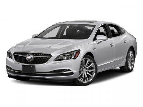2017 Buick LaCrosse for sale at STG Auto Group in Montclair CA