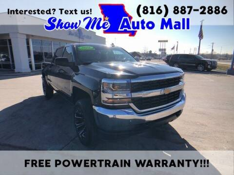 2016 Chevrolet Silverado 1500 for sale at Show Me Auto Mall in Harrisonville MO