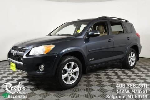 2011 Toyota RAV4 for sale at Danhof Motors in Manhattan MT