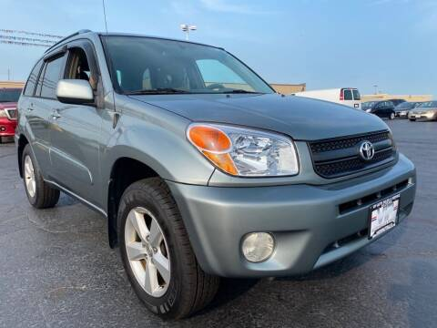 2005 Toyota RAV4 for sale at VIP Auto Sales & Service in Franklin OH