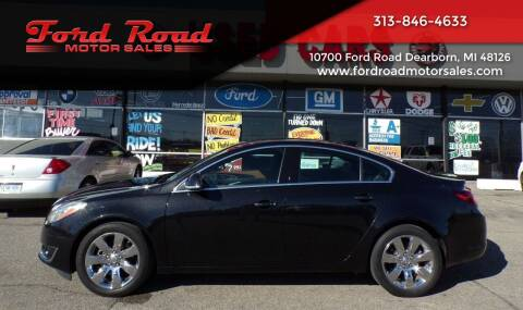 2015 Buick Regal for sale at Ford Road Motor Sales in Dearborn MI