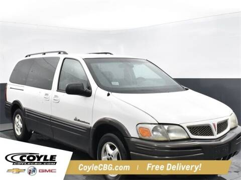 2004 Pontiac Montana for sale at COYLE GM - COYLE NISSAN - New Inventory in Clarksville IN