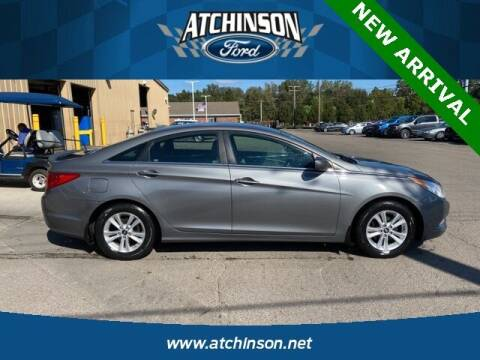 2013 Hyundai Sonata for sale at Atchinson Ford Sales Inc in Belleville MI
