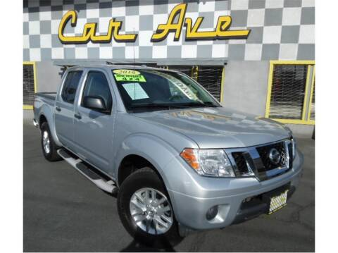 2016 Nissan Frontier for sale at Car Ave in Fresno CA