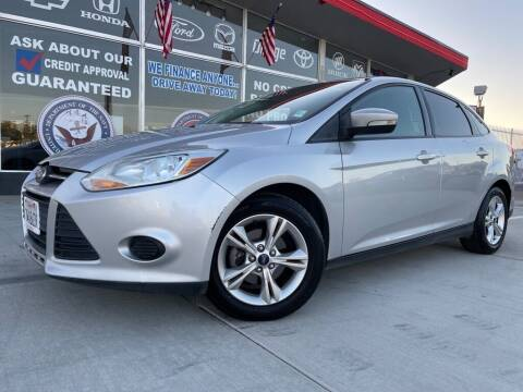 2013 Ford Focus for sale at VR Automobiles in National City CA