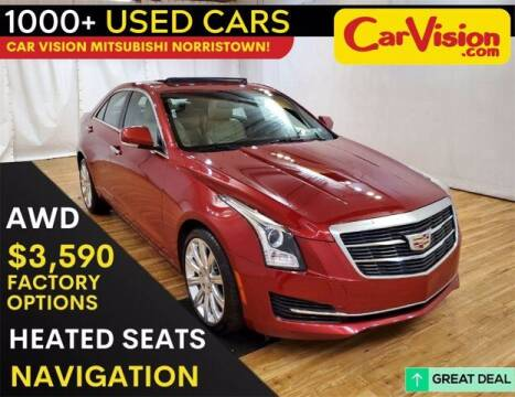2017 Cadillac ATS for sale at Car Vision Buying Center in Norristown PA