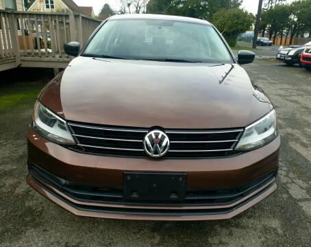 2016 Volkswagen Jetta for sale at Life Auto Sales in Tacoma WA