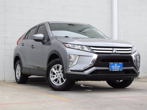 2019 Mitsubishi Eclipse Cross for sale at Joe Myers Toyota PreOwned in Houston TX