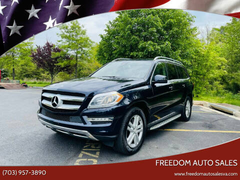 2013 Mercedes-Benz GL-Class for sale at Freedom Auto Sales in Chantilly VA