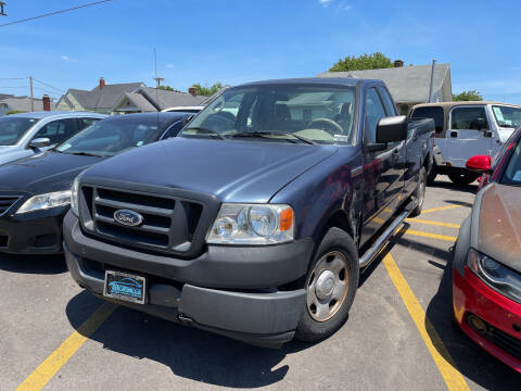2005 Ford F-150 for sale at Ideal Cars in Hamilton OH