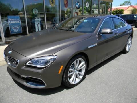 2018 BMW 6 Series for sale at Platinum Motorcars in Warrenton VA