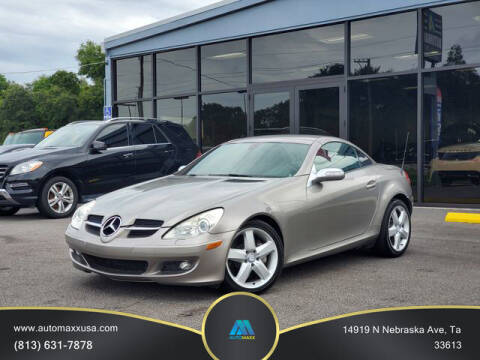 2005 Mercedes-Benz SLK for sale at Automaxx in Tampa FL