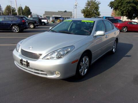 2005 Lexus ES 330 for sale at Ideal Auto Sales, Inc. in Waukesha WI