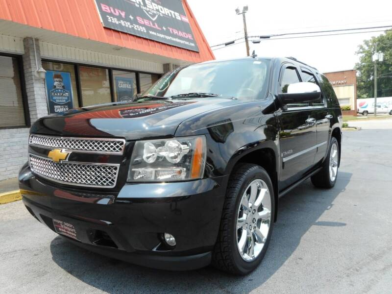 2010 Chevrolet Tahoe for sale at Super Sports & Imports in Jonesville NC