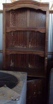 book  shelf for sale at BENHAM AUTO INC - Peace of Mind Treasures and More Store in Lubbock TX