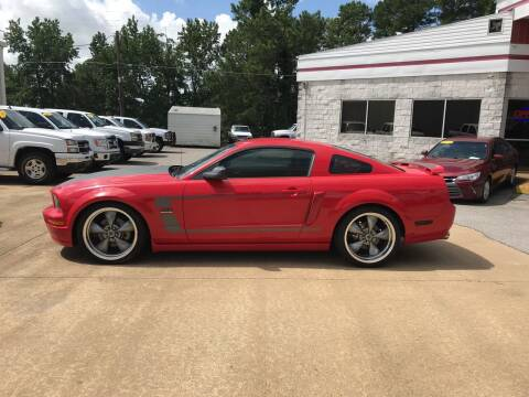 2005 Ford Mustang for sale at Northwood Auto Sales in Northport AL